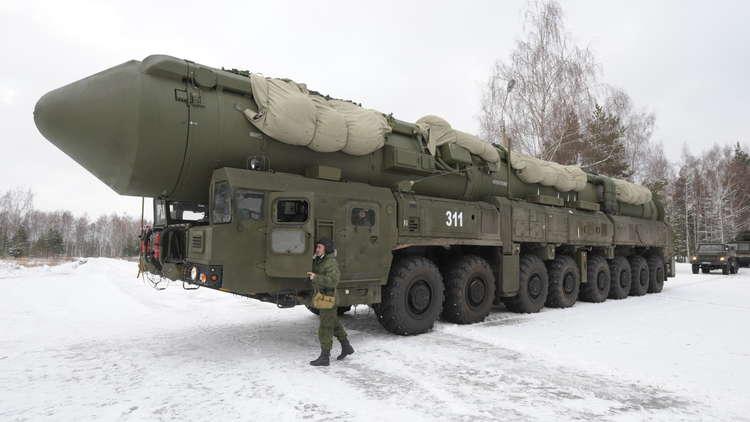 روسيا تعزز قواتها النووية ردا على انتشار