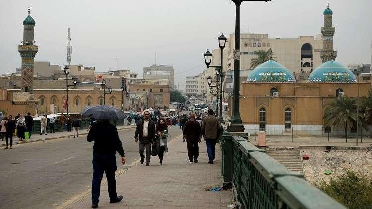 جهاز الأمن الوطني العراقي يقتحم