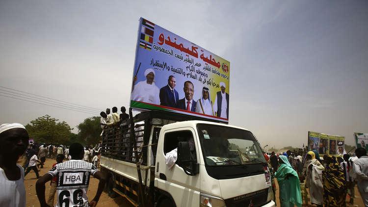 الحكومة السودانية توقع اتفاق سلام مع المتمردين في برلين