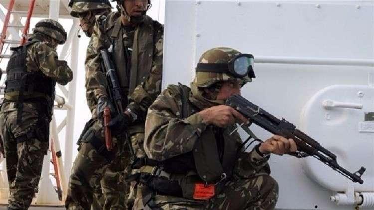 الجيش الجزائري يضبط 11 صاروخ جو-أرض عند حدود مالي