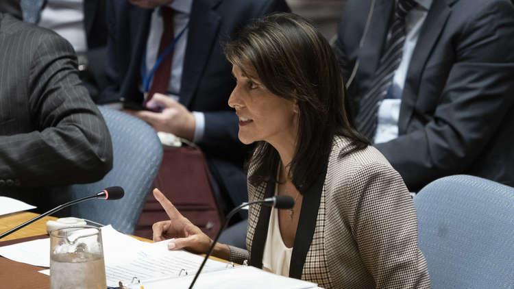 واشنطن تفشل في إرهاب أعضاء الجمعية العامة لإدانة حماس