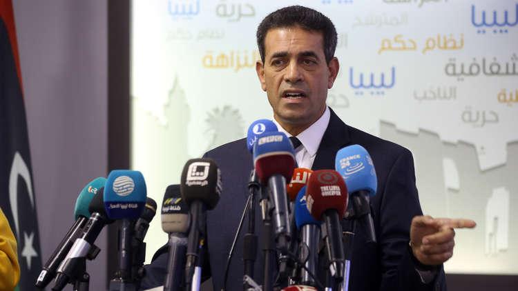 مفوضية انتخابات ليبيا تطالب الحكومة بالملايين