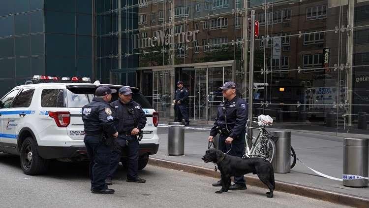 شرطة نيويورك تجلي موظفي مكتب CNN إثر بلاغ بتفخيخه
