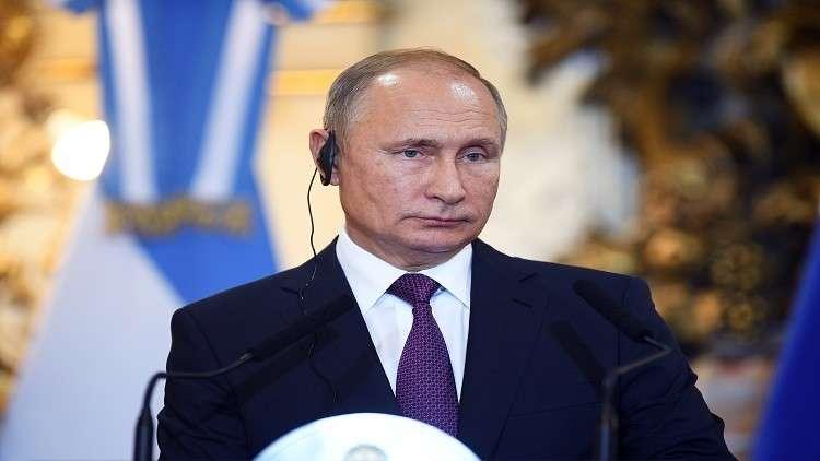 بوتين يشيد بالدور الكبير لقطاع الغاز في روسيا