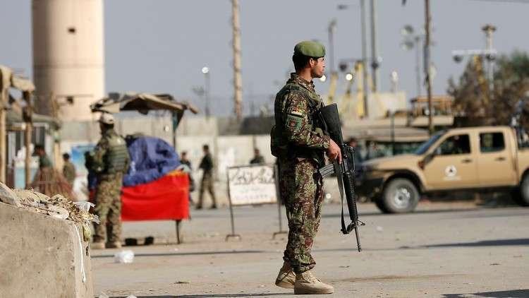 مقتل 14 عسكريا أفغانيا بهجوم لطالبان