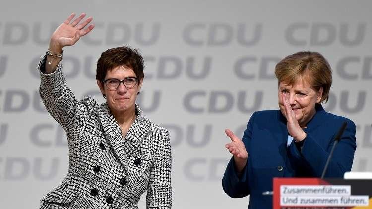 ألمانيا.. انتخاب أنيغريت كرامب كارنباور زعيمة للديمقراطيين المسيحيين خلفا لميركل