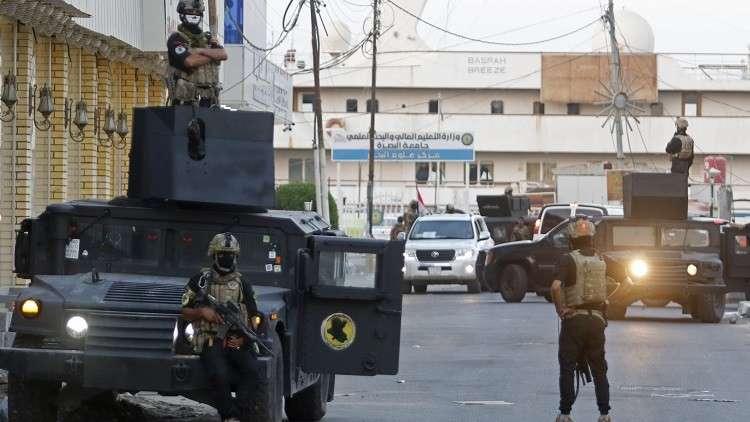 العراق.. شرطة البصرة تقتل