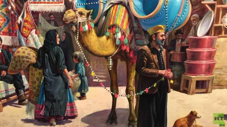 بلاد فارس تجلب روائع الفن الإيراني إلى العاصمة الروسية
