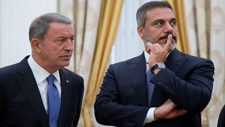 رئيس المخابرات التركية يبحث جملة من المحاور في واشنطن
