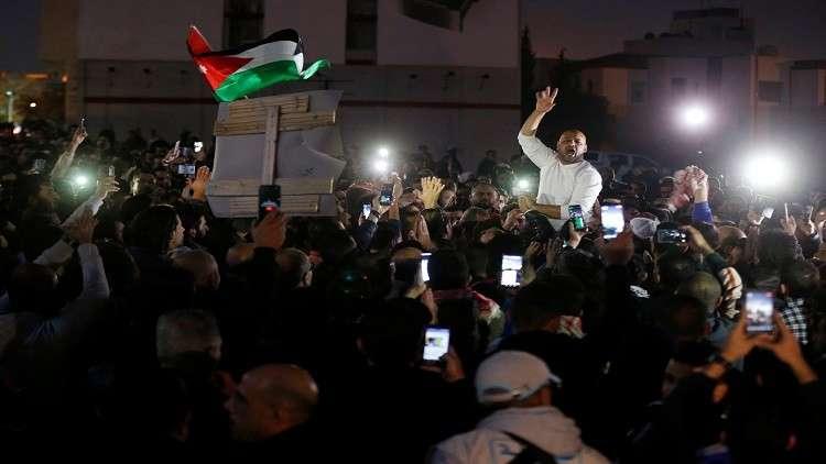 مستشفى الأردن: الاعتصامات تعيق الإسعاف