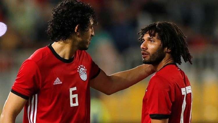 نجم منتخب مصر يرفض العودة للأهلي