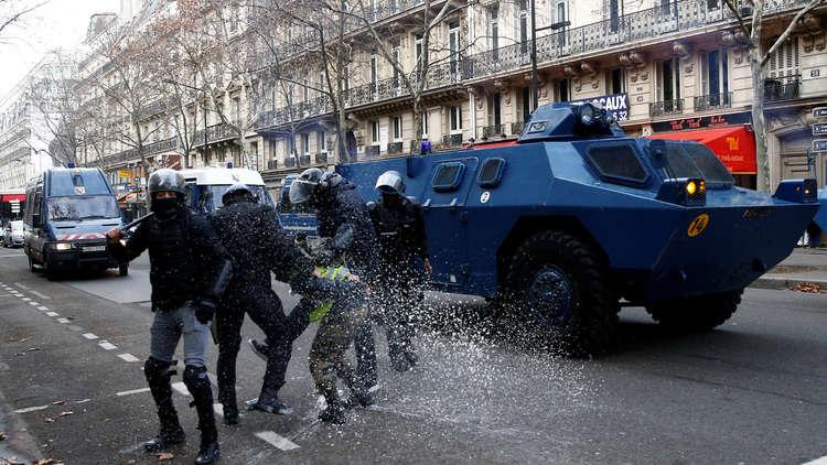 ارتفاع عدد المصابين في احتجاجات