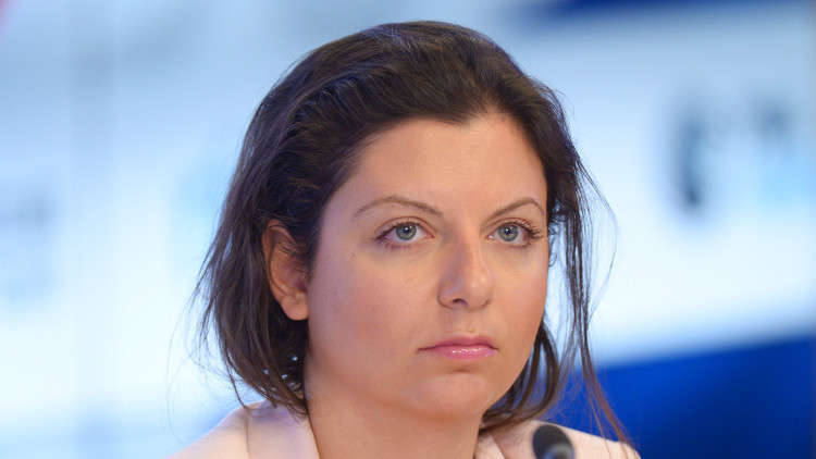 سيمونيان تتهم بلومبرغ بنشر معلومات غير دقيقة حول مواد RT الإخبارية