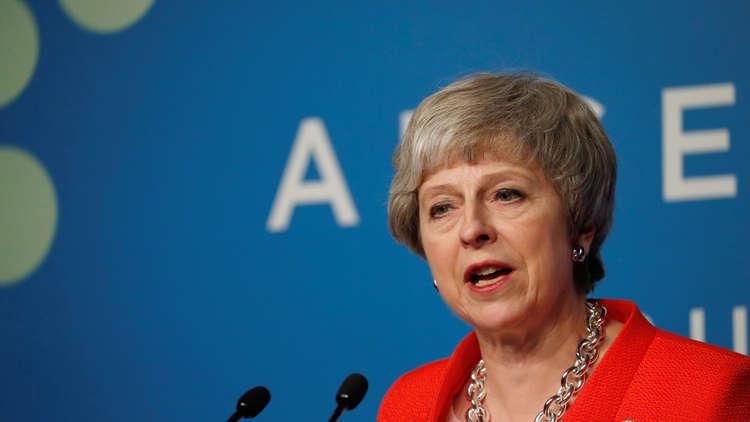 صحيفة: ماي ستؤجل التصويت على اتفاق الخروج من الاتحاد الأوروبي