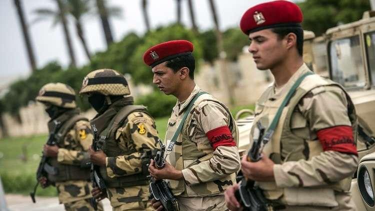 مصر.. انطلاق مناورة عسكرية لدول