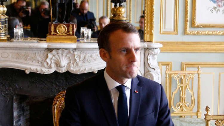 ماكرون يتوجه بكلمة للفرنسيين مساء الاثنين