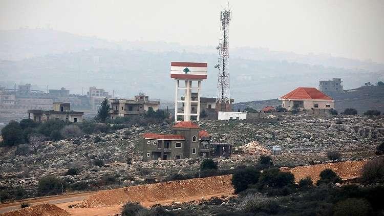 الجيش الإسرائيلي يهيب بسكان قريتين لبنانيتين إخلاء بيوتهم