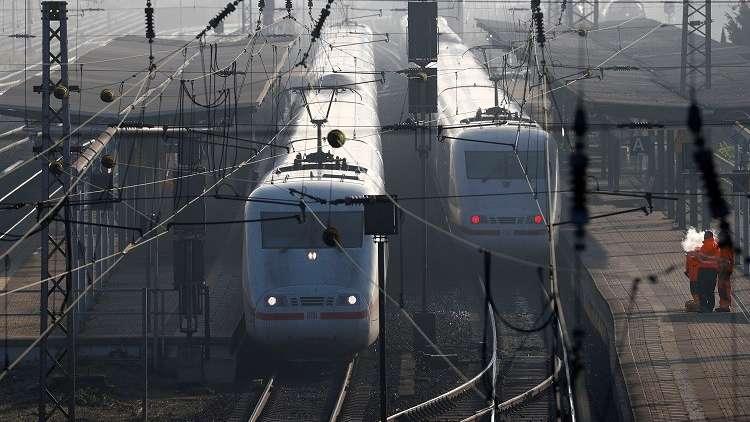 اضطرابات بحركة القطارات في ألمانيا
