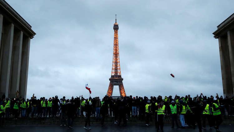 فرنسا.. آلاف المعتقلين منذ بداية احتجاجات
