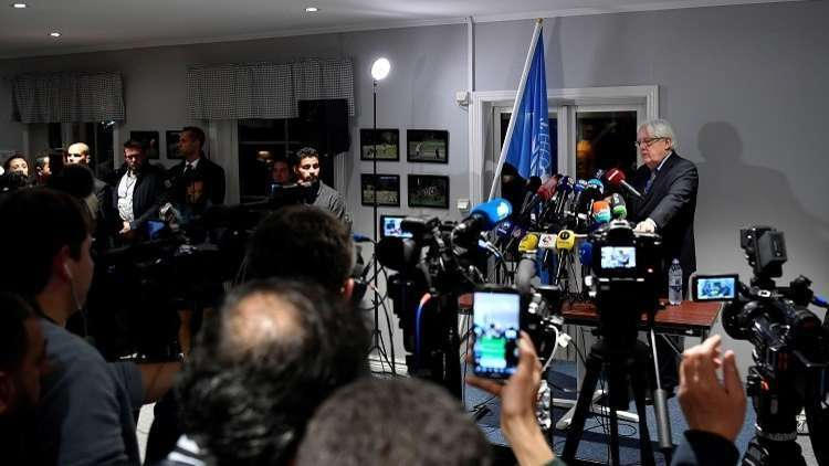 الأمم المتحدة تعلن عن جولة جديدة للمحادثات اليمنية بداية 2019
