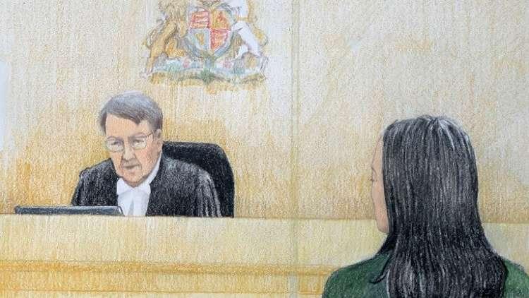 كندا تطلق سراح المديرة المالية لمجموعة