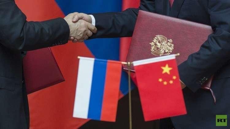 حجم التبادل التجاري بين روسيا والصين يتجاوز 100 مليار دولار
