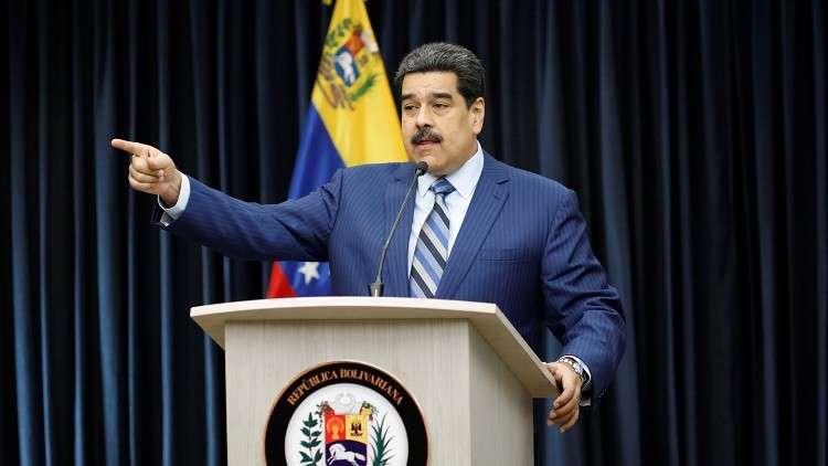 مادورو يتهم جون بولتون ورئيس كولومبيا بالتآمر لاغتياله