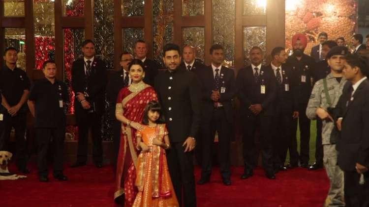 بحضور كلينتون وكيري.. أغلى حفل زفاف في الهند