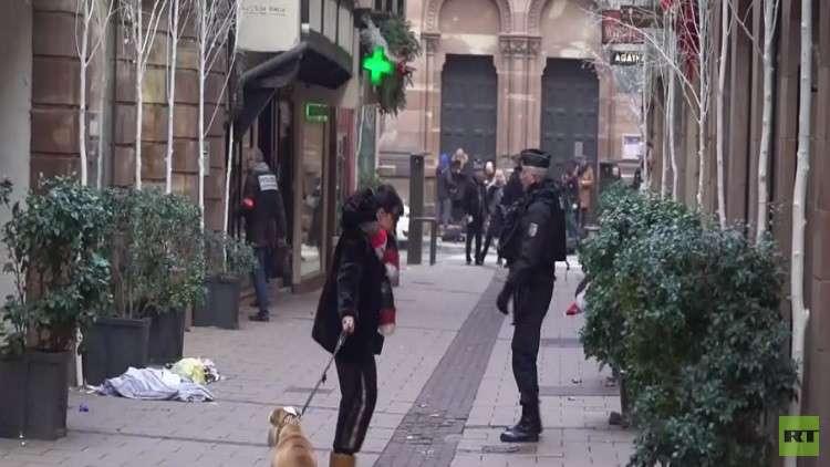 باريس: البحث جار عن منفذ هجوم ستراسبورغ