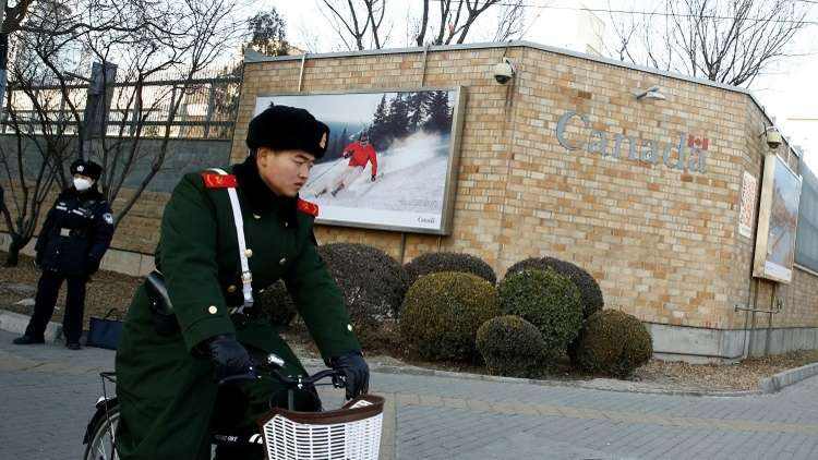 الصين تحتجز كنديا ثانيا بعد استجوابه.. وأتاوا تعتبره مفقودا