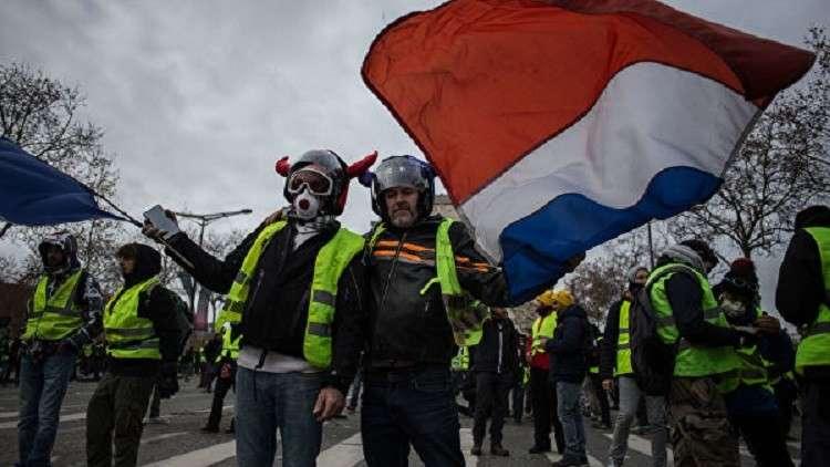 السلطات الفرنسية تناشد