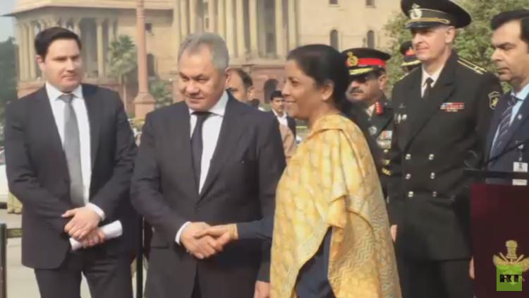 فريق روسي هندي للتعاون التقني العسكري