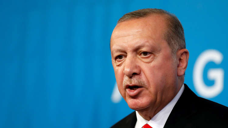 أردوغان: مصممون على التحرك لتطهير شرقي الفرات