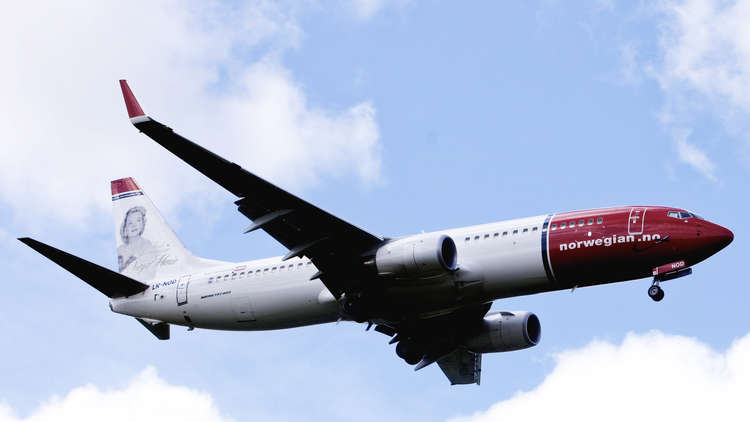 هبوط اضطراري في إيران لطائرة متوجهة من الإمارات إلى النرويج