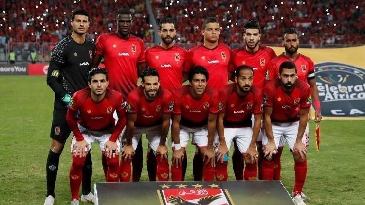 الأهلي المصري يفوز بثنائية في بداية مشواره بدوري أبطال إفريقيا