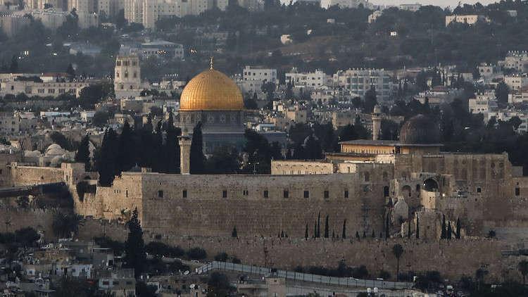 مصر تعرب عن بالغ قلقها إزاء الوضع في فلسطين