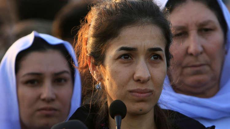 نادية مراد: ابن شقيقي يقاتل إلى جانب