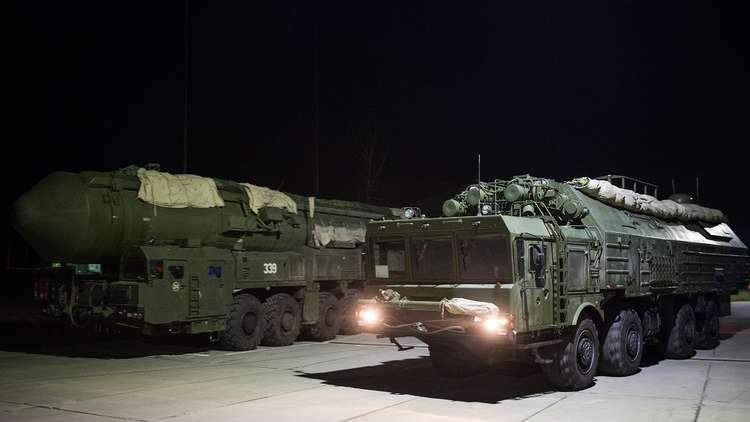 قوات الصواريخ الروسية: حضرنا ردا عسكريا على نشر منظومات الدفاع الجوي الأمريكي في أوروبا
