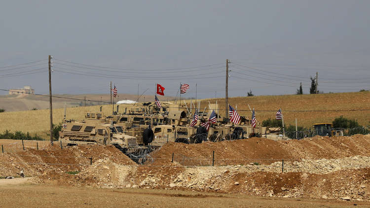وسط توقعات لهجوم تركي.. التحالف الدولي يعزز قواته شرق الفرات
