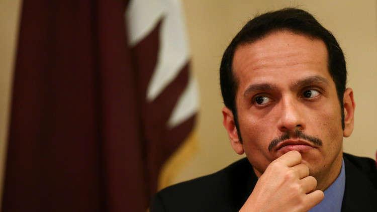 أمير قطر يبعث رسالة للرئيس الإيراني