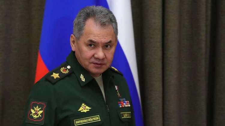 شويغو: الجزء الأساسي من القوات الروسية غادر سوريا بعد تحرير 96% من أراضيها