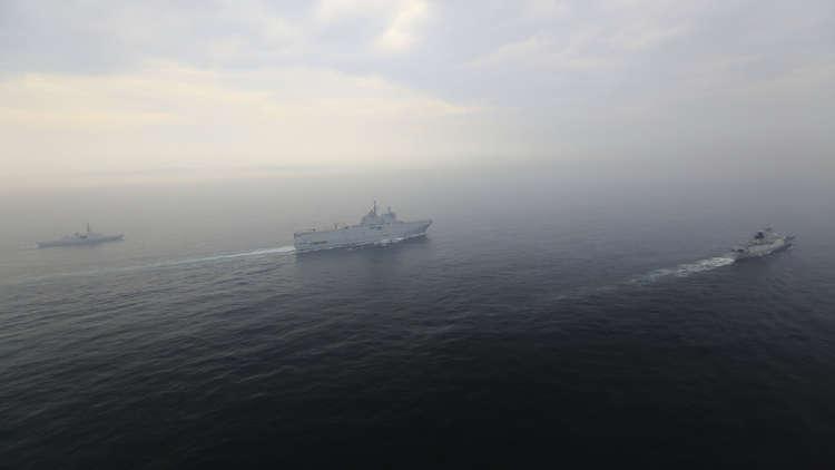 بالصور.. أسلحة روسية خارقة تعتلي سفن