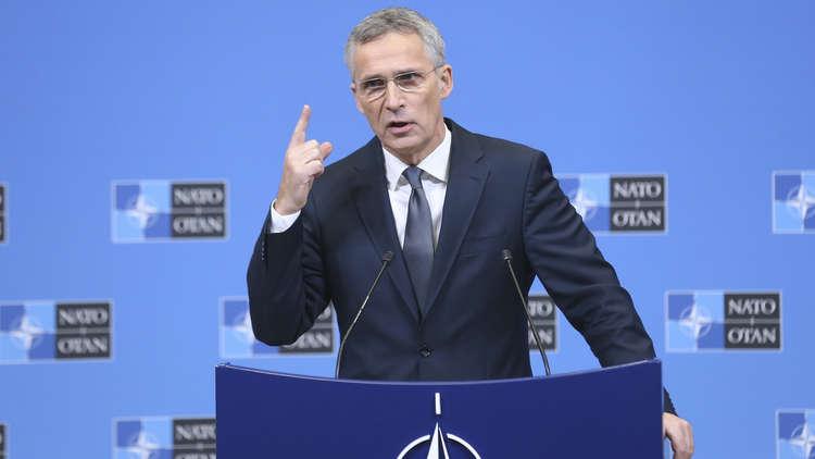 الأمين العام للناتو ينس ستولتنبيرغ