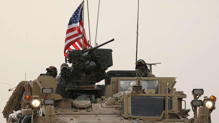 عناصر من القوات الأمريكية شمال سوريا