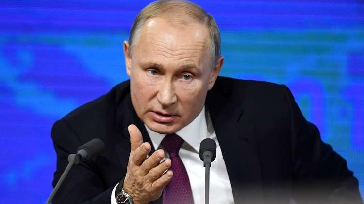 بوتين: لا مفر من التفاوض مع