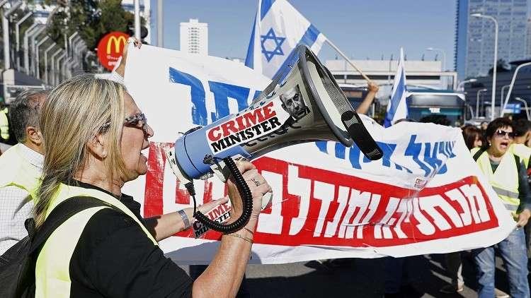 إسرائيل تطلق سراح ألف سجين متهمين بجرائم جنسية