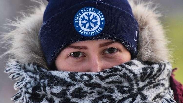 فتاة من نوفوسيبيرسك