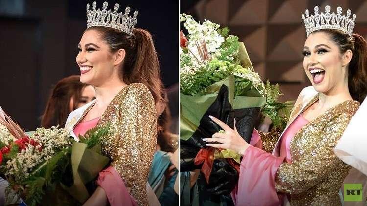 تعرف على ملكة جمال كردستان العراق (صور+فيديو)