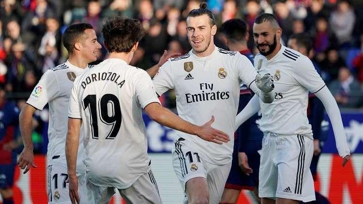 ريال مدريد يحقق رقما قياسيا جديدا قبيل خوضه نهائي كأس الأندية