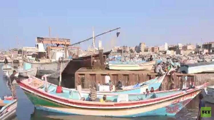 معاناة الصيادين في الحديدة بسبب الحصار